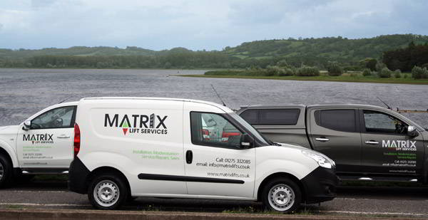 Matrix Lift Service - Vans